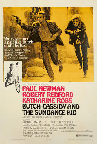 Butch Cassidy And The Sundance Kid Twentieth Century Fox, 1969