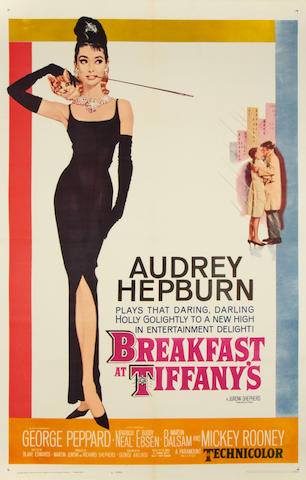 Breakfast At Tiffany's, Paramount, 1962,