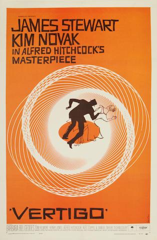 Vertigo,  Paramount, 1960,