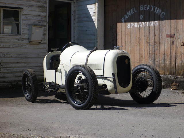 1930 Austin Seven 'White Rabbit' Racing Monoposto  Chassis no. 107471 Engine no. M62211