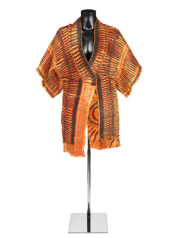 Chris Squire: a Zandra Rhodes tunic, 1970s,