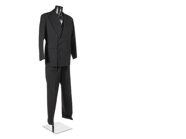 Lawrence Olivier: A three piece suit made for Olivier, 2