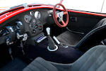 2000 AC Cobra Mark IV 212 S/C Roadster  Chassis no. CRS(L)9518 Engine no. N2LL918000930