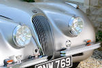 1950 Jaguar XK120 Roadster  Chassis no. 660381 Engine no. W2568-7