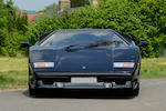 1989 Lamborghini Countach 25th Anniversary Coupé  Chassis no. ZA9C005A0KLA12815 Engine no. 12815
