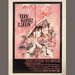 My Fair Lady, Warner Bros., 1964