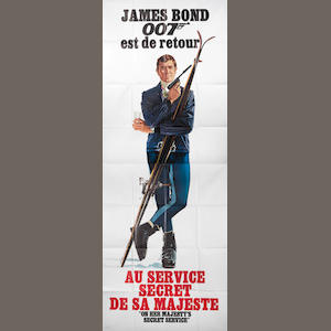 On Her Majesty's Secret Service Au Service Secret De Sa Majeste  Eon / United Artists, 1969,