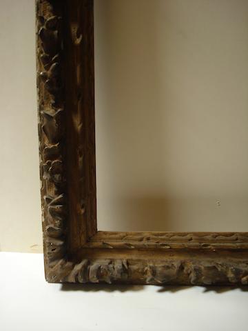 Late 18th C English frame