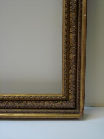English 19th C frame