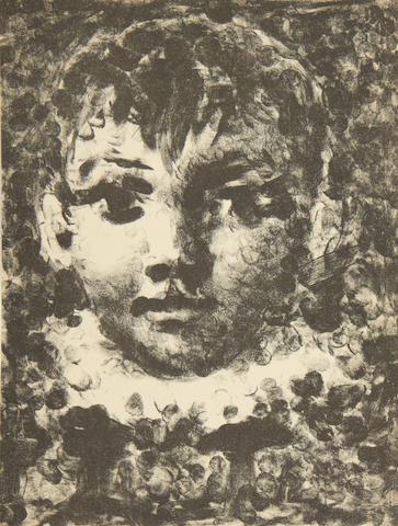 Pablo Picasso (Spanish, 1881-1973) Claude. Paloma. 2 lithogr. 1950. (Mourlot 186)  2 lithogr. 1950. £1,000-1,500