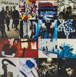 U2: an 'Achtung Baby' 20th Anniversary Box Set, autographed by the band,