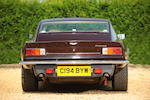 Originally the property of Sir Elton John,1985 Aston Martin V8 Vantage Saloon  Chassis no. SCFCV8/V8FTR12486 Engine no. V/580/2486/V