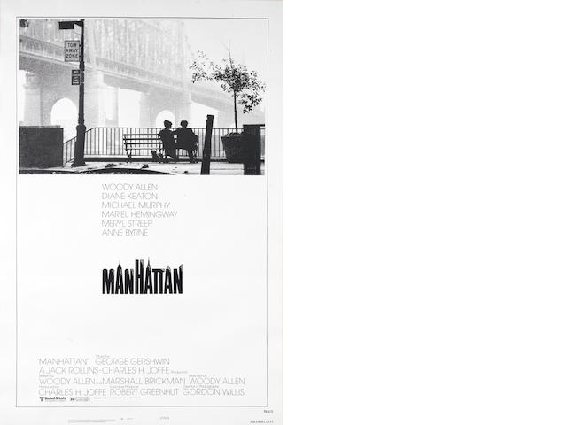 Manhatten United Artists, 1979,