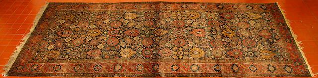 A Bidjar carpet 435cm x 204cm
