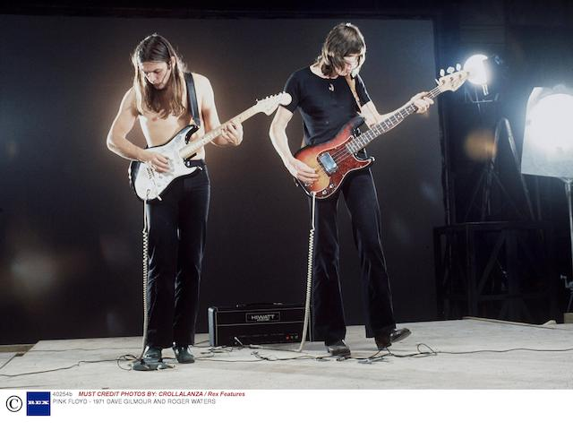 Roger Waters: a Fender Precision bass guitar, 1960s,