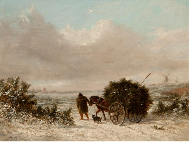 Thomas Smythe, oil on canvas