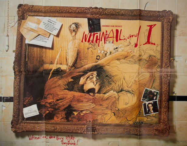 Withnail and I,  Handmade Films, 1987,
