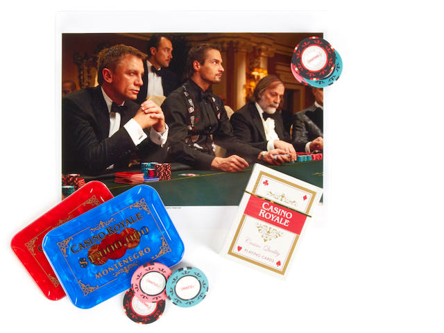 James Bond: Casino Royale, 2006