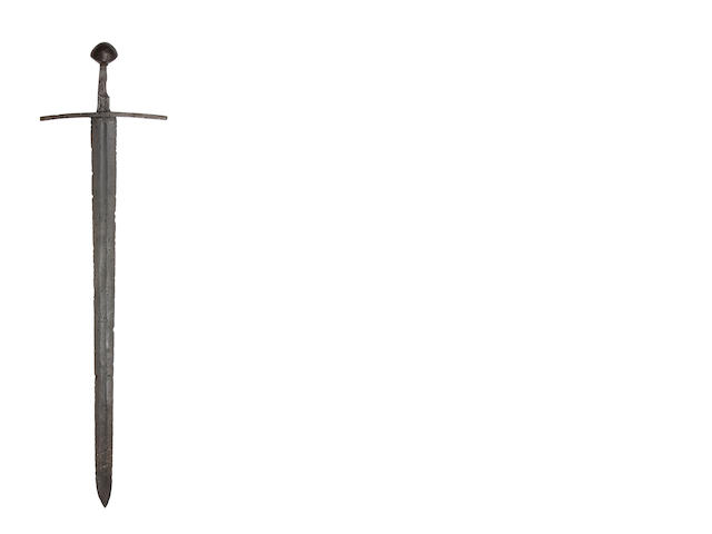 A Medieval Sword Of Oakeshott Type X