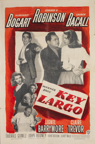 Key Largo, Warner Bros., 1948,