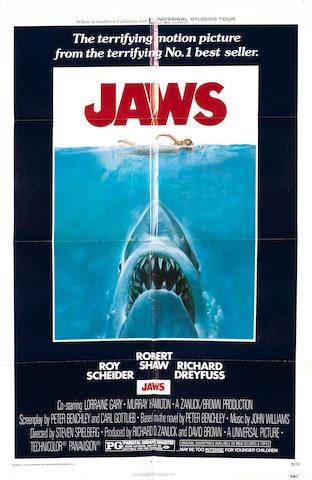 Jaws, Universal, 1975,