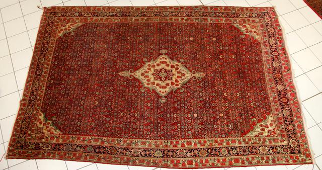 A Bidijar carpet, 330 x 220cm