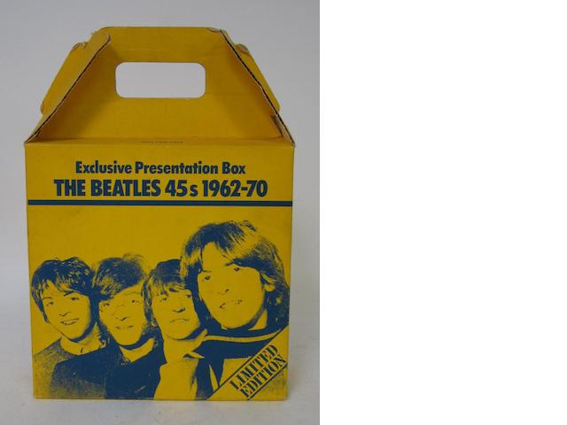 'The Beatles Singles Collection 1962-1970', 1976,