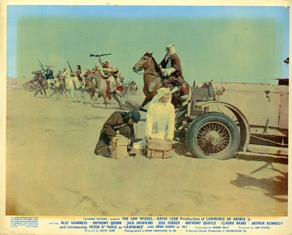 Lawrence Of Arabia, Columbia, 1962,9