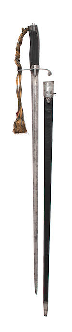 A Georgian Infantry Officer's Sword