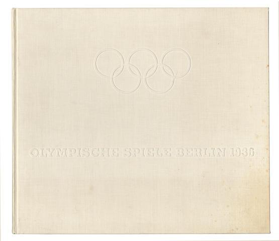 Gerhard Krause Olympische Spiele Berlin 1936