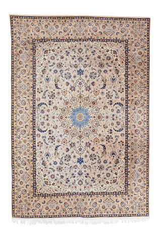 An Isfahan carpet, Central Persia, 370cm x 255cm