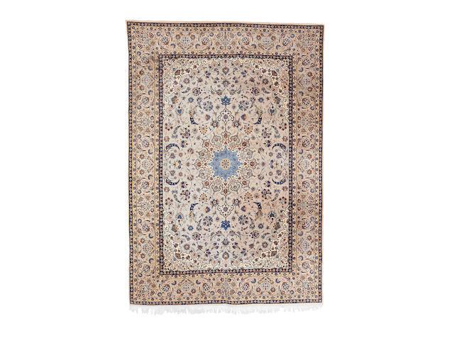 An Isfahan carpet, Central Persia, 370cm x 255cm