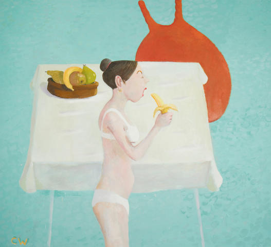 Charles Williams (American, born 1965) 'Banana time'