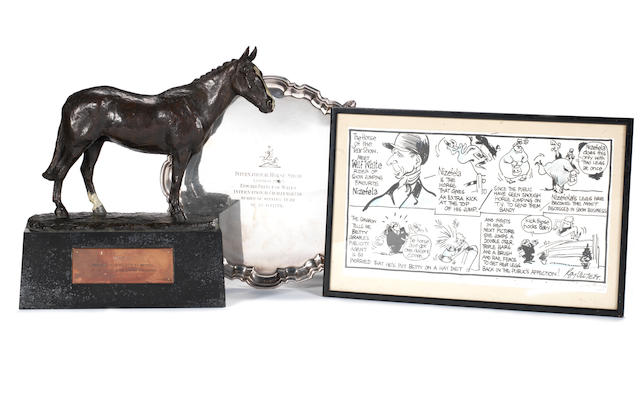 Wilfred H. White  - Equestrian Archive