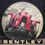 "Tony Upson, 'The George Daniels 4½ Litre ""Birkin"" Blower Bentley',"