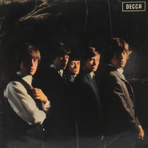 'The Rolling Stones', debut album, 1964,