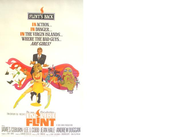 In Like Flint, Twentieth Century Fox, 1967,