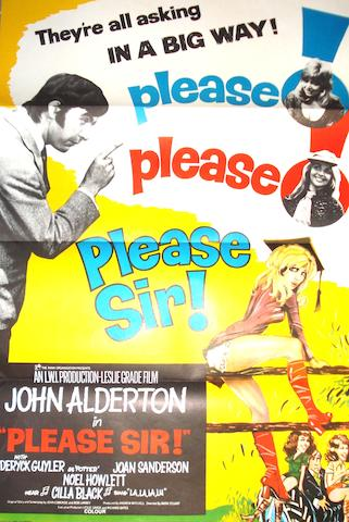 British Comedy posters,