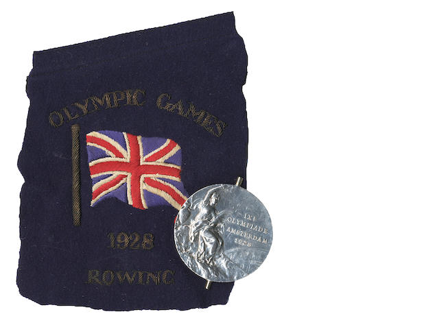 Rowing - Silver Medal