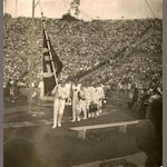 Reichssportfeld Two albums of photographs city views and sporting events, [1936] (2)