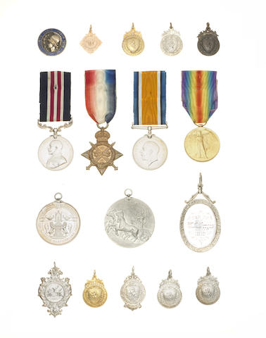 Gymnastics - Medals and Archive, 1908-1912
