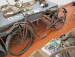 1915 Indian 682cc Model G 'Little Twin' Project Engine no. 50G868