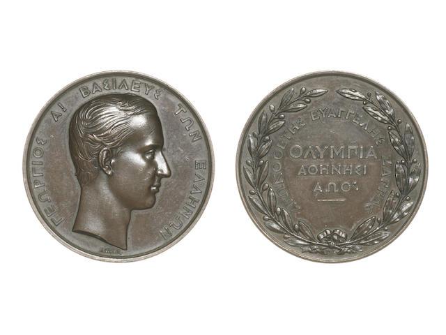Participant's Medal