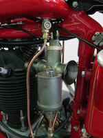 1929 Koehler-Escoffier 500cc Frame no. 44875 Engine no. 3674