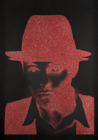 Gavin Turk (British, born 1967) Red Beuys