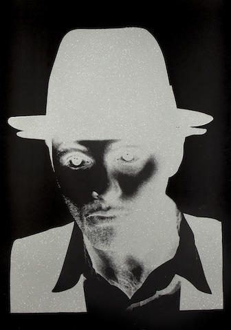 Gavin Turk (British, born 1967) In Memory of Silver Beuys