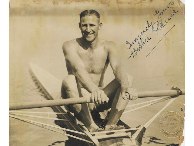 "Henry Robert ""Bobby"" Pearce - Rowing Archive"