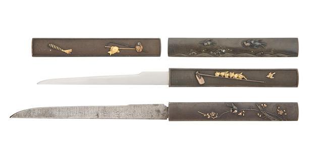 Four Kodzuka