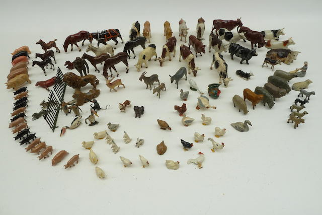 Britains and other Farm Animals 110 approx.
