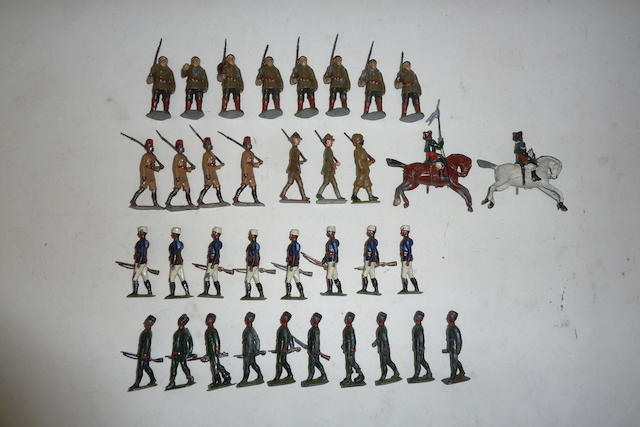 Britains Colonial Troops